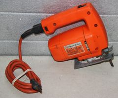 Black and Decker 2 Speed Jig Saw