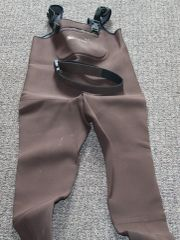 Simms Neoprene Chest Waders with Belt