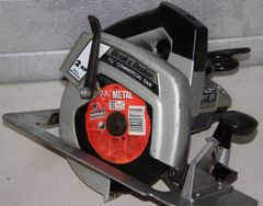 "Vintage Black and Decker 7340 7 1/4"" Commercial Circular Saw"