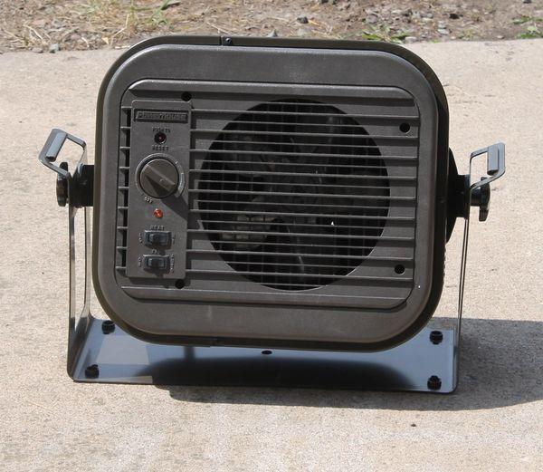 PowerHouse PH 4AB Portable / Movable 220v Heater