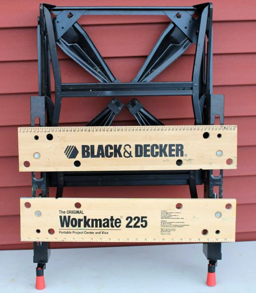 Black and Decker Workmate 225 Portable Project Center & Vise