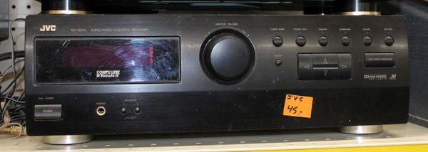 JVC AV Control Receiver RX-554V