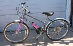 Ladies Huffy Stone Mountain Bike/Bicycle-18 speed