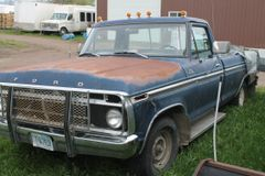 79 Ford F150 2WD Regular Cab Pickup Truck