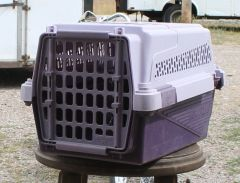 Dogloo Furrarri Purple Pet Taxi / Carrier / Kennel-EXTRA SMALL