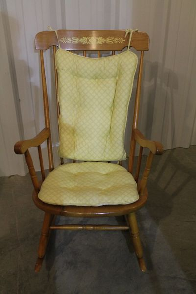 Chatham Furniture Wood Rocking Chair