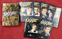 James Bond 007 Ultimate Collection Vol. 1 DVD