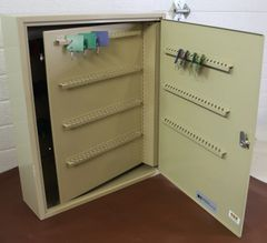 Lockable Key Cabinet w/ 300 Key Slots