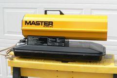 Master 50,000 BTU Portable Diesel Space/Shop Heater