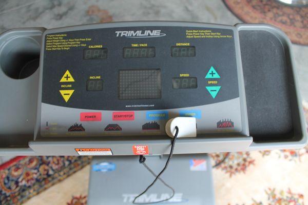 Trimline #36101 Treadmill