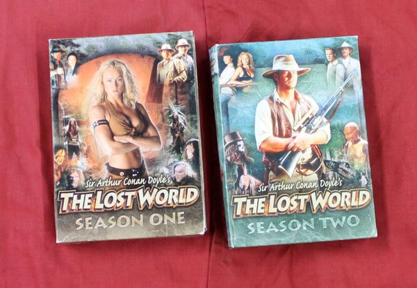 Sir Arthur Conan Doyle's The Lost World-DVDs
