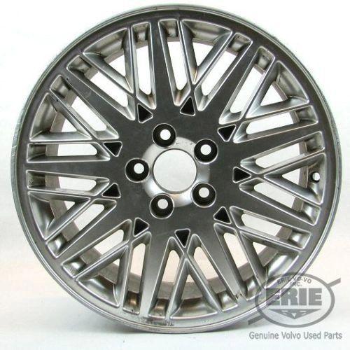 "Volvo 17"" X 7 Ally Rim ARRAKIS Wheel 94513488 For 850 S60"