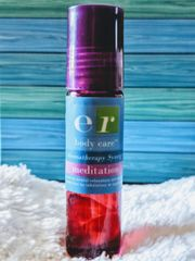 meditation essential oil roll-on synergy