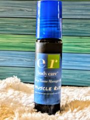muscle rub pure essential oil synergy