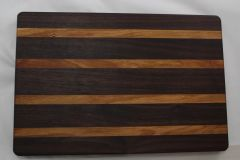 Medium Walnut and Cherry Cutting Board