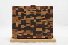 Chaotic End Grain Cutting Board
