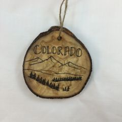 Colorado Aspen Ornament