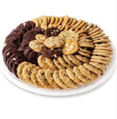 Gourmet Cookie Tray - assorted