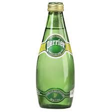Perrier Sparkling Water - 6 count bottles