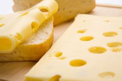 Swiss Cheese slices - 1/2 lb.