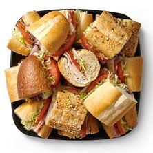 Boars Head Sub Platter (feeds 8-10)