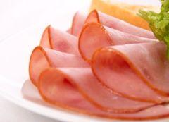 Deli Ham - 1/2 lb.