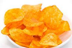 Potato Chips - bbq