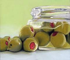 Olives - jar/whole