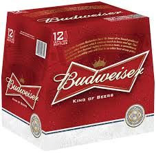 Budweiser - 12-pack bottles