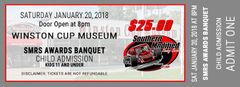 2018 SMRS Awards Banquet Childs Ticket