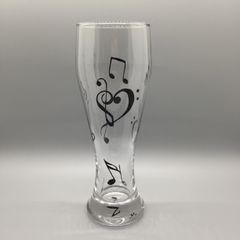 Love Music 16 oz Pilsner