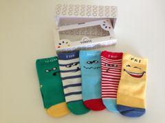 Monday to friday socks