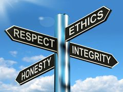 9/14/18 - Everyday Ethics: How We Develop Our Ethics, Teach Them to Our Kids, and Use Them in Our Social Work Practice