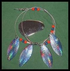 Willow Leaf Flashers