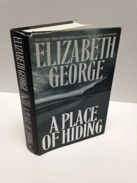 Book Safe-A Place of Hiding