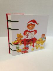 Elf on the Shelf-Reading
