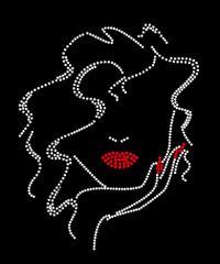 hair design/Heroine of Jericho