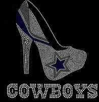 High heel Cowboys