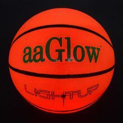 LED GLOW RUBBER BASKETBALL-B7