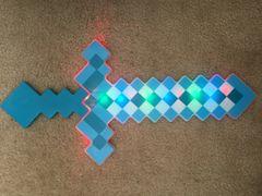 Flashing Pixels Sword