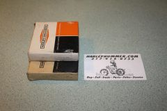 NOS 22336-53 Harley 165 Piston Ring Set .010""