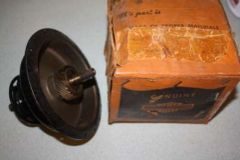 NOS 43605-47 Front Hub, Harley Hummer, New old stock