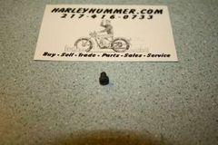 990 Parkerized Fillister Screw