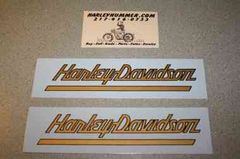 61770-51G Gold Anniversary 1954 Decals