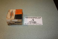 "NOS 22335-53 Piston Ring Set .005"" Harley Davidson 165"