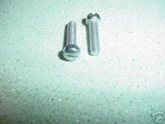 1214 Cadmium Speedometer Screw