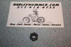 7675 Parkerized Hex Nut, Harley Hummer