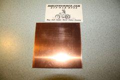 "Copper Head Gasket Material .0162"" x 4"" x 4"""