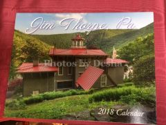 Calendar 2018- Jim Thorpe, PA by Desha