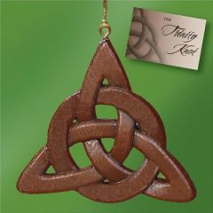 Ornament - Trinity Knot - AP #55888T